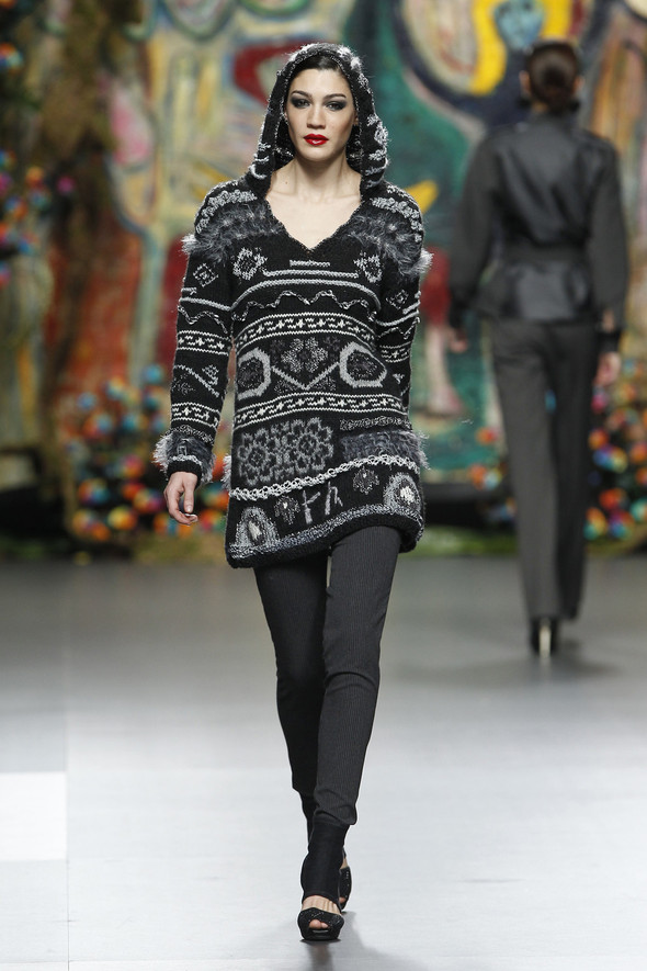 Испанцы Fall Winter 2011/2012: FRANCIS MONTESINOS. Изображение № 14.