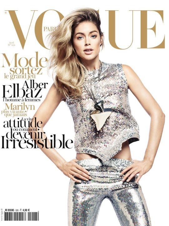 Обложки Vogue: Испания, Франция, Япония и другие. Изображение № 5.
