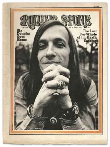 "Изображение 65. Выставка: Барон Уолмен ""The Rolling Stone Years"".. Изображение № 65."