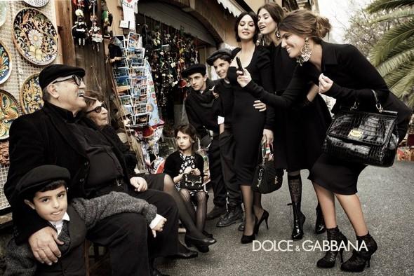 Кампании: Marc Jacobs, Dolce & Gabbana и другие. Изображение № 12.