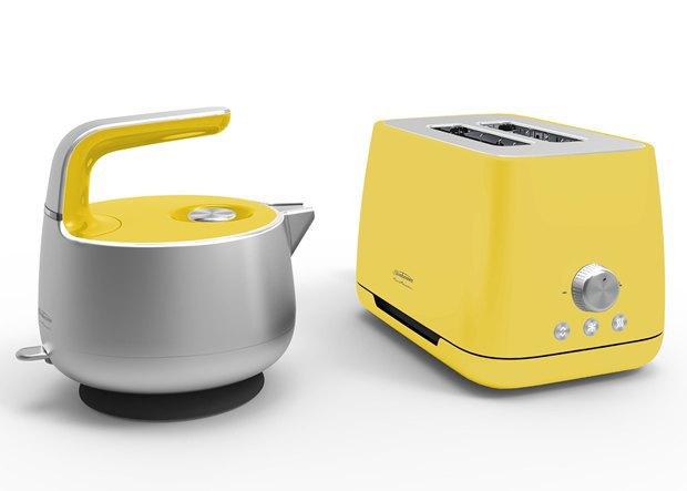 Марк Ньюсон создал чайник и тостер. Изображение № 2.