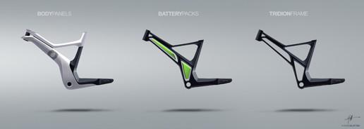 Велосипед на батарейках. Изображение № 3.