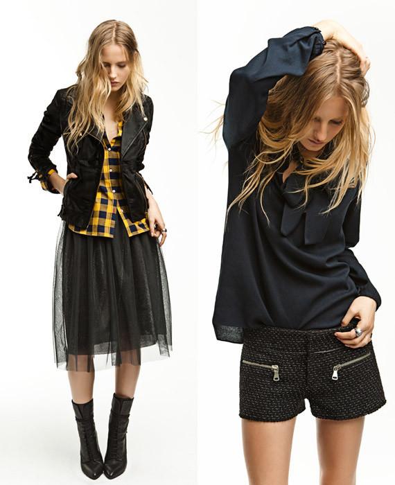 Лукбук: Zara TRF November 2011. Изображение № 3.
