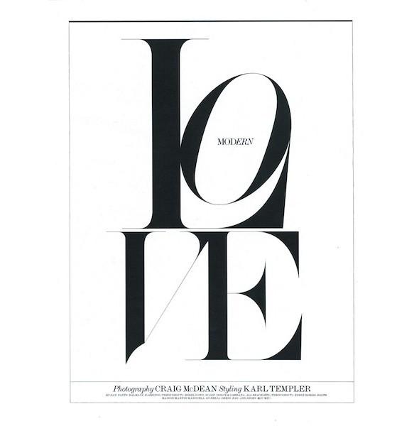5 новых съемок: Interview, Russh, Vogue и Volt. Изображение № 1.