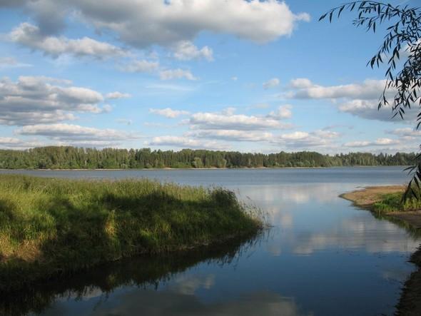 В Истринской долине откроется Центр водных видов спорта Веселый Ветер. Изображение № 1.