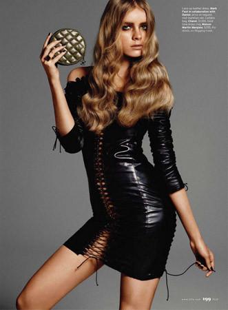 Съёмка в американском Elle, август 2011. Изображение № 85.