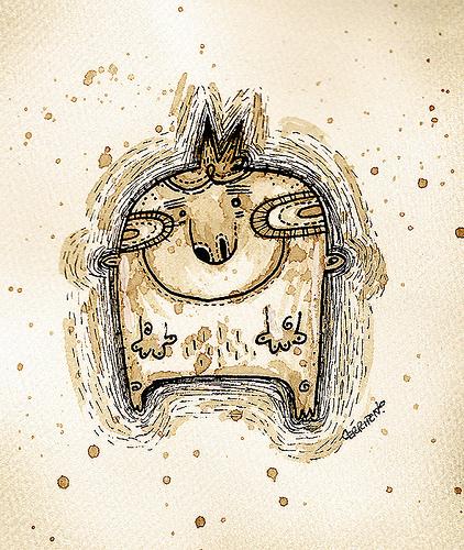 Иллюстратор Alberto Cerriteo. Изображение № 10.