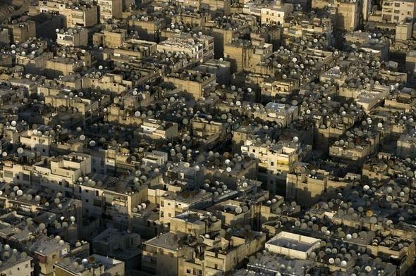 Спутниковые тарелки в Алеппо. Сирия. Изображение № 38.