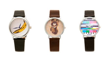 Ностальгические иретро часы отMitya Veselkov. Изображение № 4.