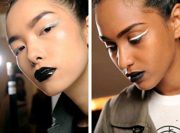 Перевести стрелки: тенденции макияжа FW 2010. Изображение № 8.