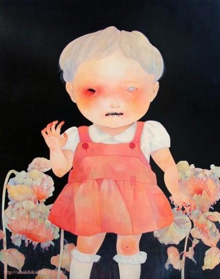 Как болеет за детей Хикари Шимода. Изображение № 37.