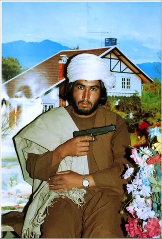 Талибан – ретушированная красота смерти. Изображение № 15.