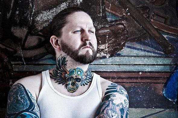 Dirk Behlau — рок, татуировки, хот-роды, пин-ап и выпивка. Изображение № 2.
