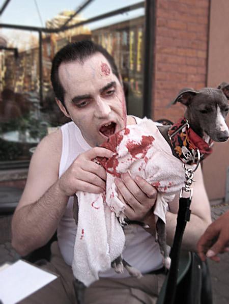 Zombie Walk. Изображение № 22.