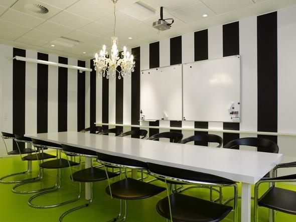 Позитивный офис компании LEGO. Изображение № 6.