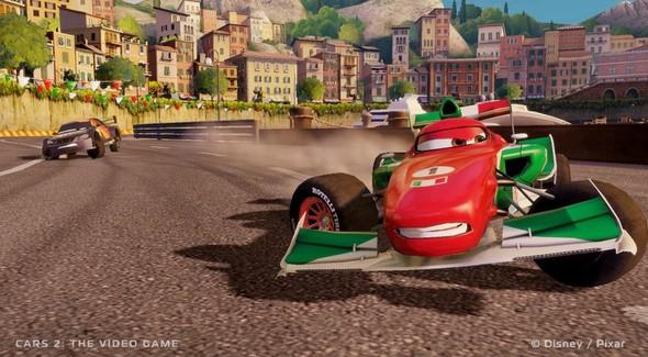 «Тачки 2» - новая игра от Disney. Изображение № 2.