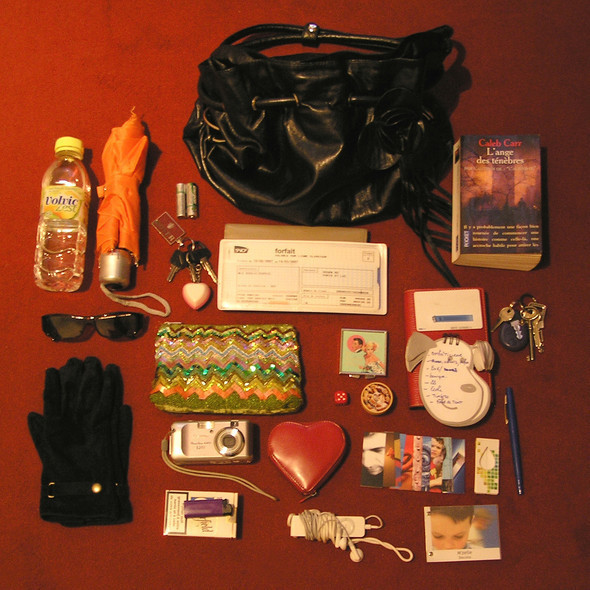 What's inyour bag?. Изображение № 8.