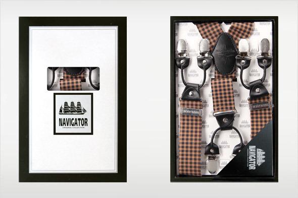 Коллекция подтяжек «Навигатор» от Sevaro Elit . Изображение № 12.