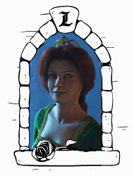 Хиро-э-вик: Принцессы. Изображение № 7.