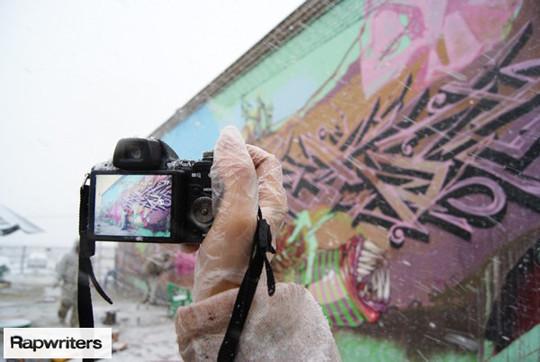 Интервью с граффити райтерами: Антон Baso. Изображение № 19.