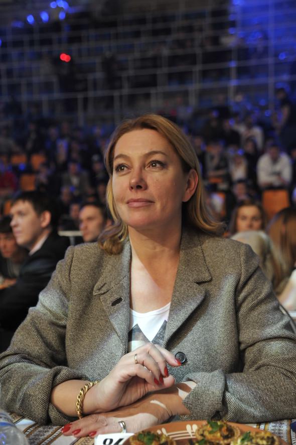 Звезды поддержали спорт на третьем этапе чемпионата России по смешанны. Изображение № 3.
