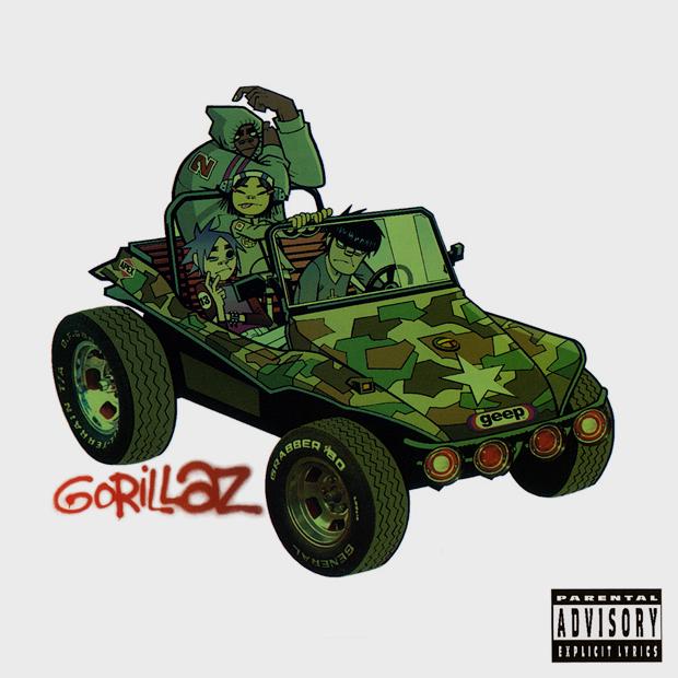 Gorillaz — Gorillaz (2001). Изображение № 3.