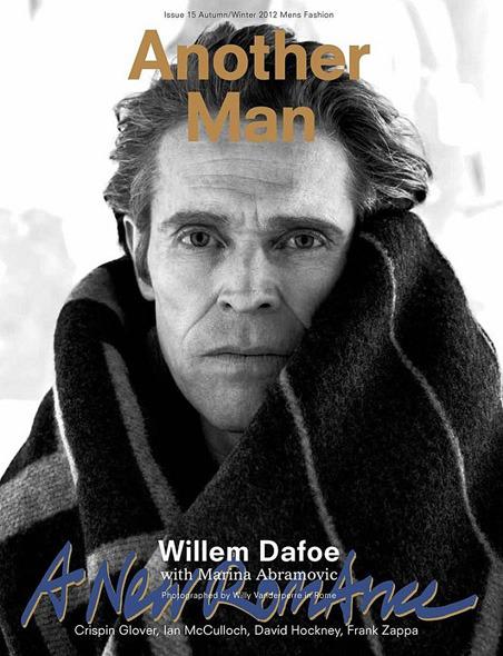 Появились обложки свежих номеров Another Man, Flair, Oyster, Russh и Vogue. Изображение № 1.