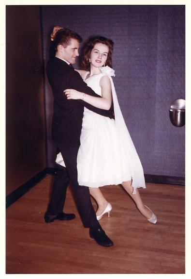 Dance Lessons 1958–1962. Изображение № 9.