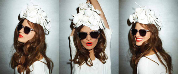 Лукбук: Sass & Bide Eyewear 2011. Изображение № 11.
