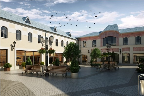 Outlet Village Belaya Dacha. Изображение № 1.