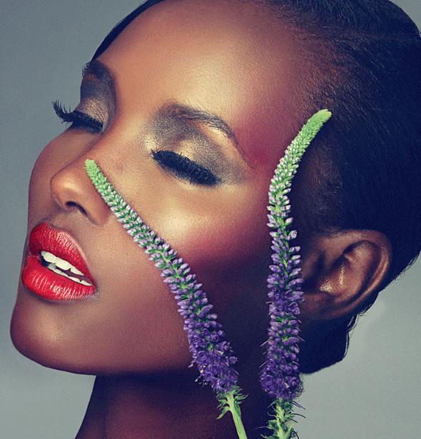 Съемка: Фатима Сиад для журнала Arize. Изображение № 4.