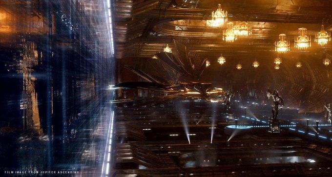 Художник «Восхождения Юпитер» выложил концепты к фильму. Изображение № 19.