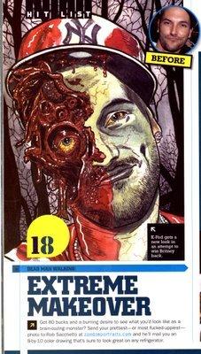 Зомби-портреты. Модно, качественно инедорого. Изображение № 16.