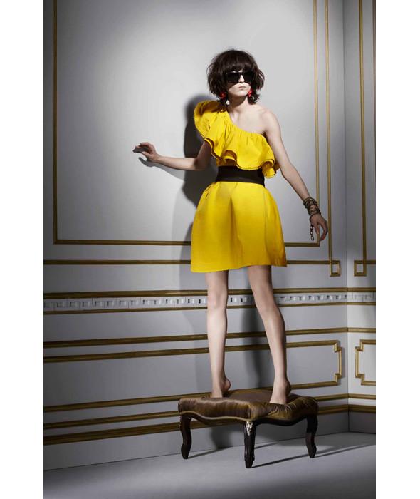 Коллекцию Lanvin для H&M показали полностью. Изображение № 17.