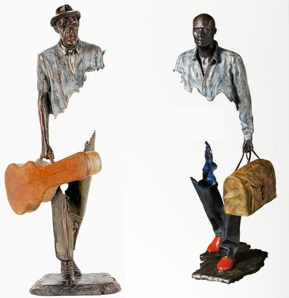 Скульптуры Bruno Catalano. Изображение № 3.