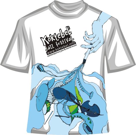Изображение 88. Кастинг принтов для футболок SEKTA: Koktebel Jazz Fest.. Изображение № 88.