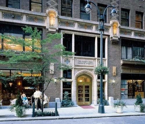 Library Hotel - необычный отель в Нью-Йорке. Изображение №8.