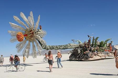 """Фестиваль """"Burning Man! """" вНеваде. Изображение № 26."""