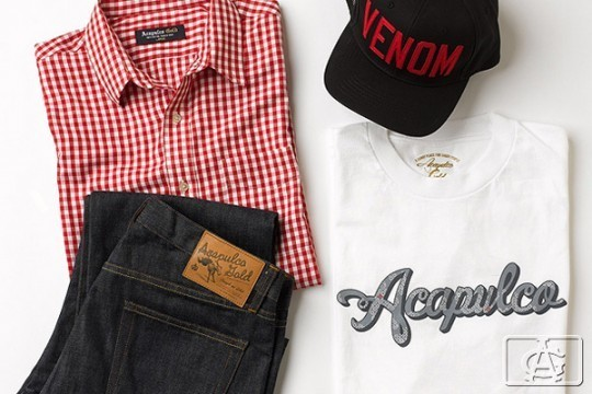 Acapulco Gold Spring 2010 Collection. Изображение № 2.
