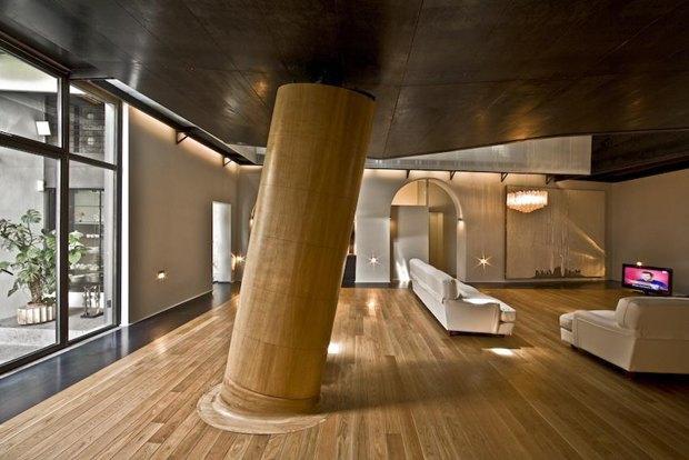 Tree House по проекту MdAA Architetti Associati. Изображение № 37.