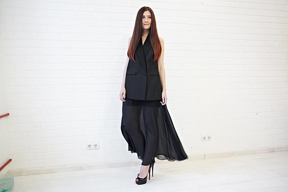 Гардероб: Юлия Булгакова, главный редактор Glamour.ru. Изображение №23.