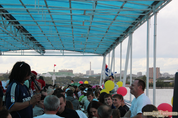 """""""Старая Гавана"""" в открытом плавании 22.07.2012. Изображение № 64."""