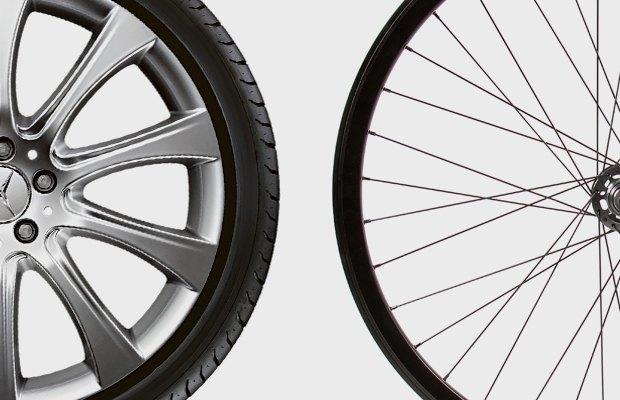 Головоломка на выходные: автомобиль против велосипеда. Изображение № 3.