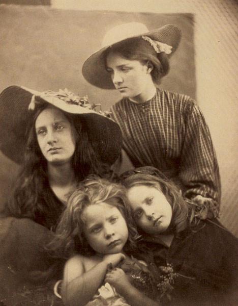 История фотографии: Джулия Маргарет Кэмерон. Изображение № 23.