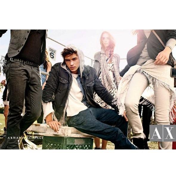 Кампании: Armani Exchange, Gap и H&M. Изображение № 7.