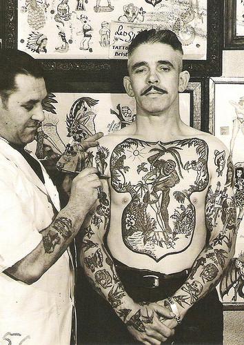 Татуировка XXвека. Изображение № 22.