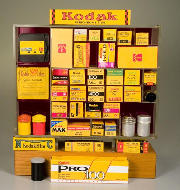 Kodak завещает плёнке жить. Изображение № 1.