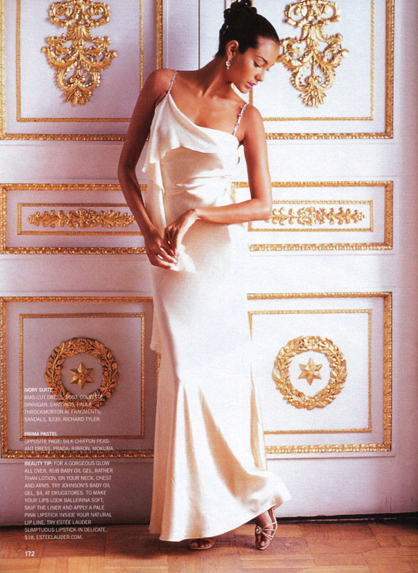 Архивная съёмка: Артур Элгорт для Glamour, 2001. Изображение № 7.