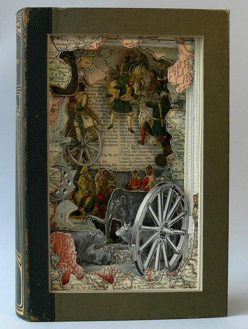 Книжные работы Alexander Korzer-Robinson. Изображение № 36.