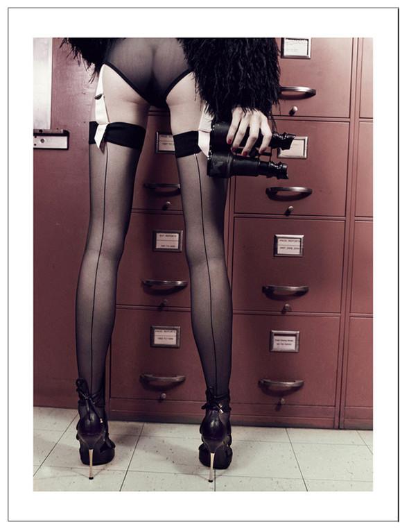 Новые съемки: Vogue, 25 Magazine, Exit. Изображение № 66.